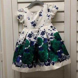 Janie and Jack Easter Dress Baby Girl